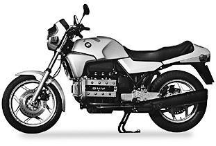 Despiece completo BMW K 100
